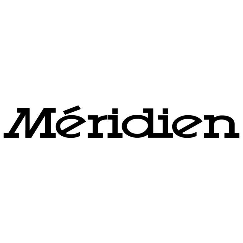 Meridien vector