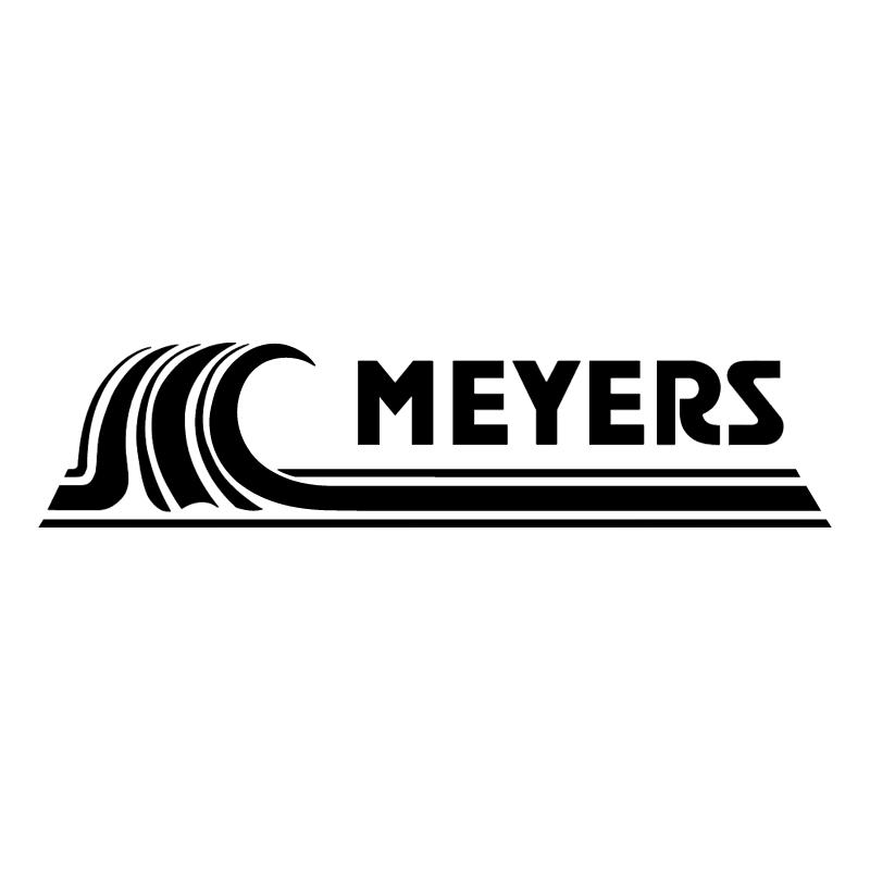 Meyers Boat Company vector