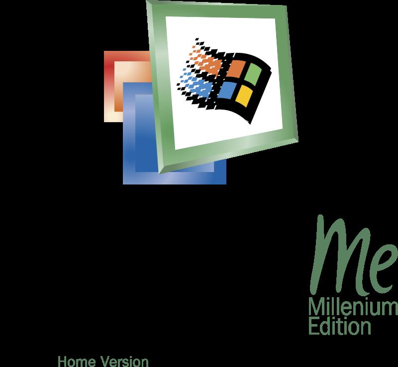 Microsoft Windows Millenium Edition vector