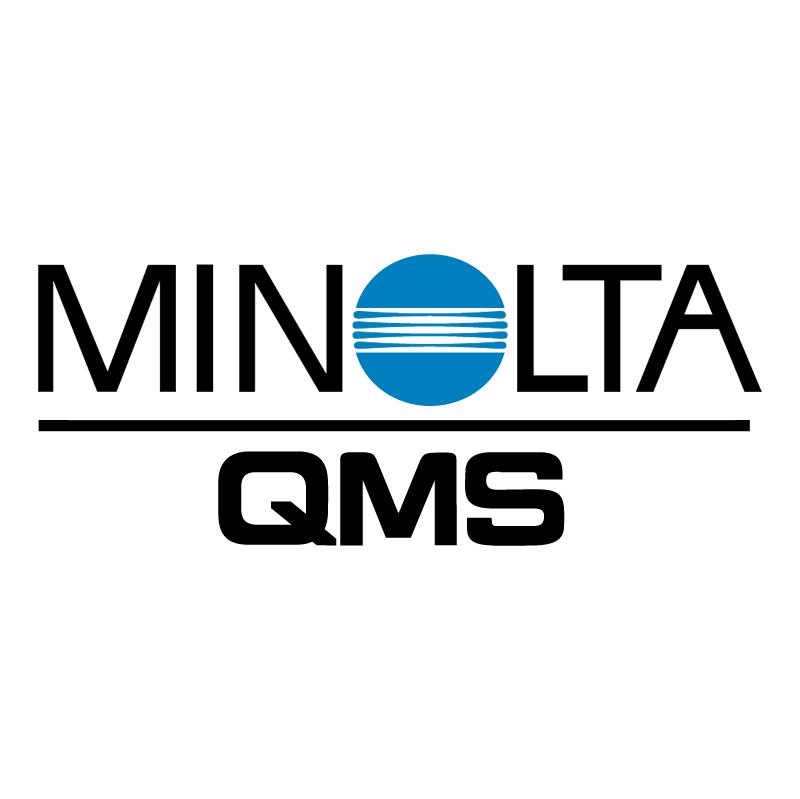 Minolta QMS vector