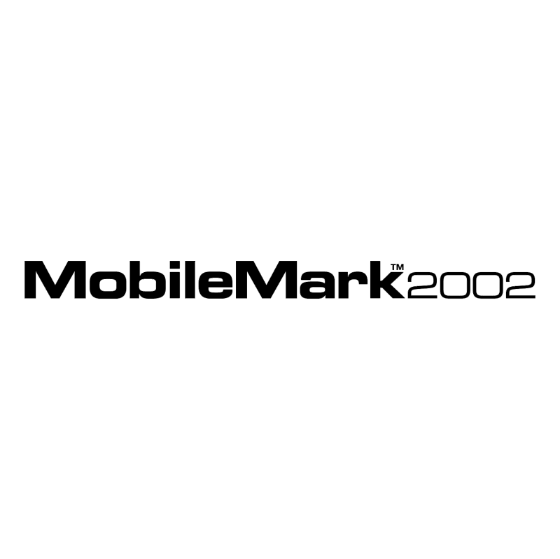 MobileMark2002 vector