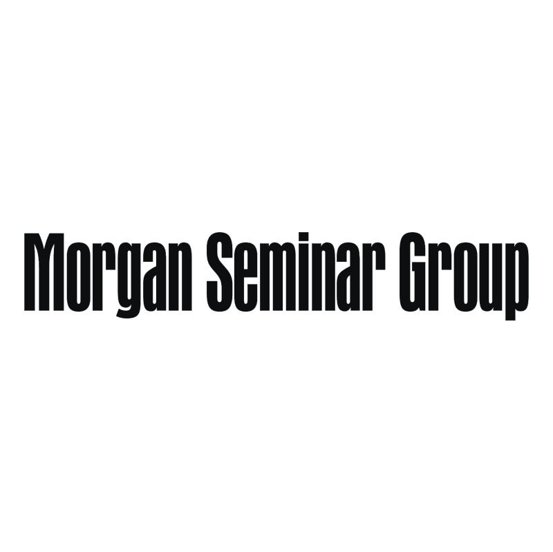 Morgan Seminar Group vector