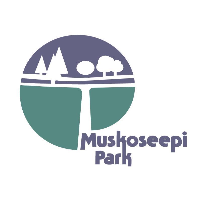 Muskoseepi Park vector