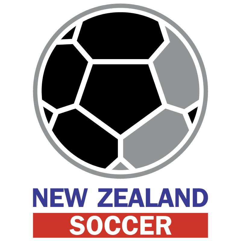 New Zealand Soccer vector