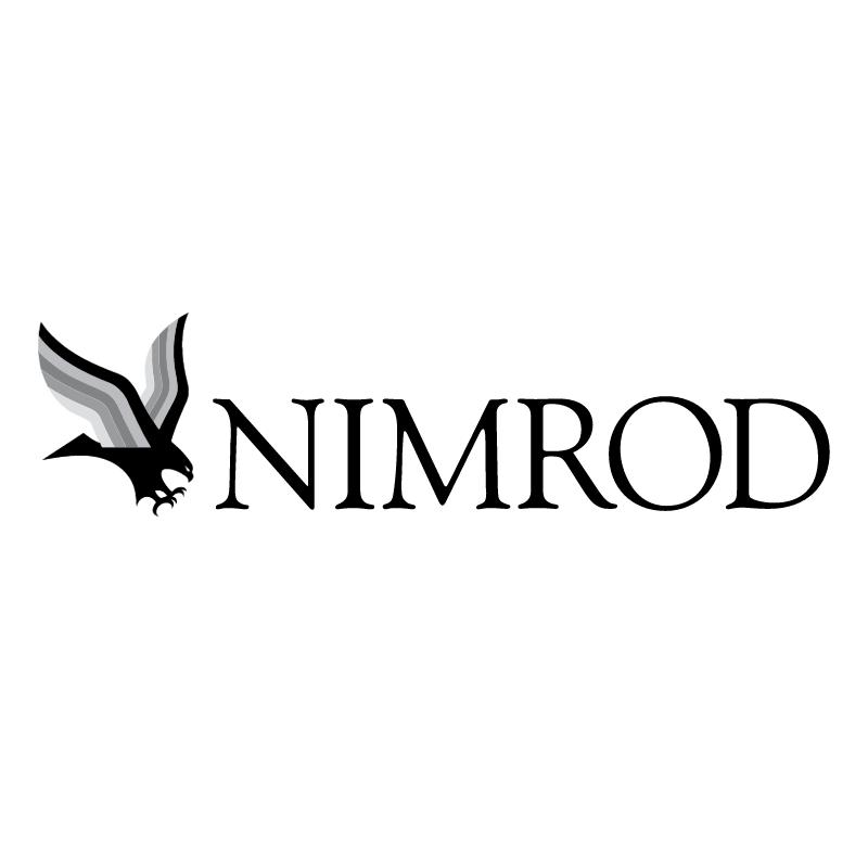 Nimrod Press vector logo