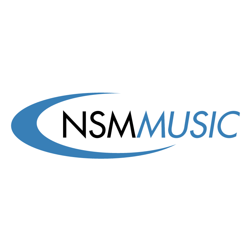 NSM Music vector