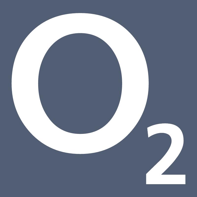 O2 vector logo