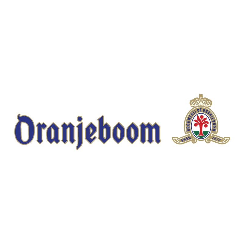 Oranjeboom Bier vector