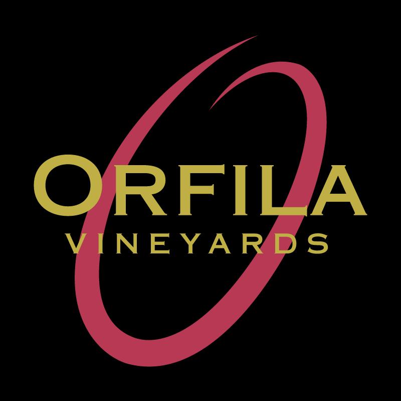 Orfila Vineyards vector