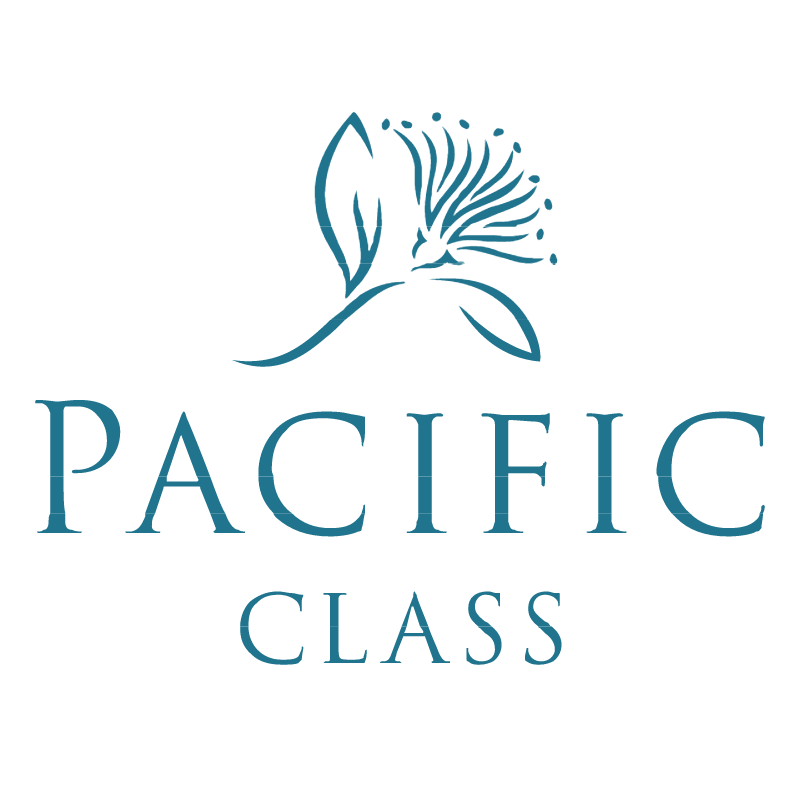 Pacific Class vector