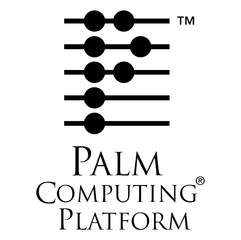 Palm Computing Platform vector