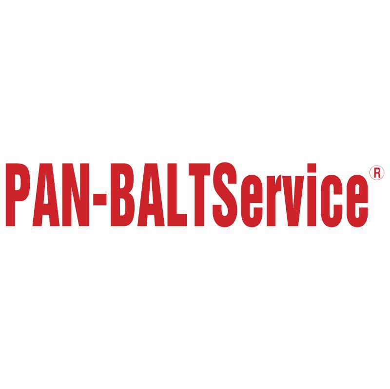 Pan BaltService vector