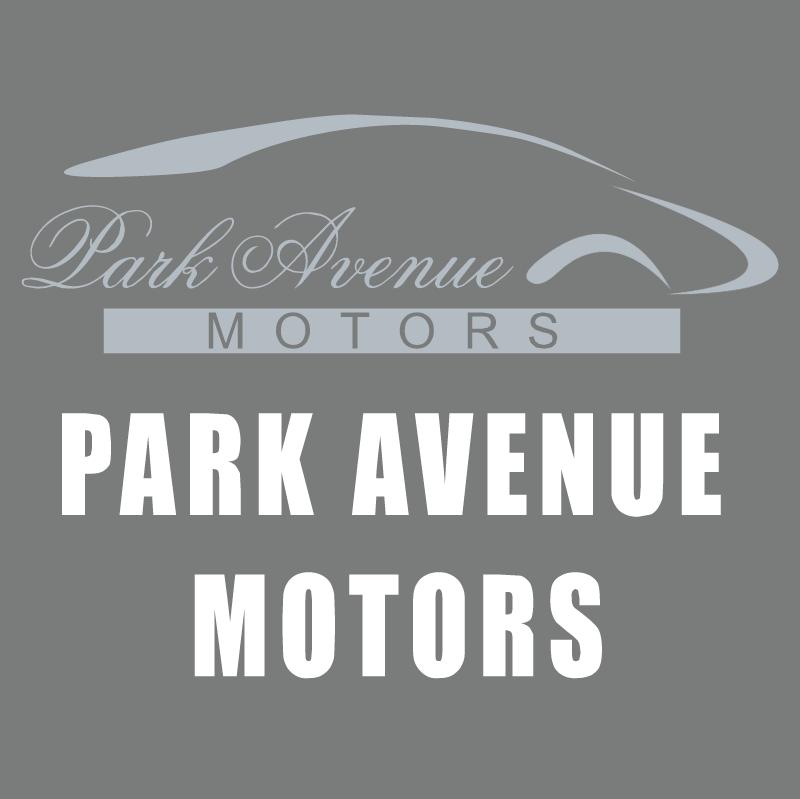 Park Avenue Motors vector logo