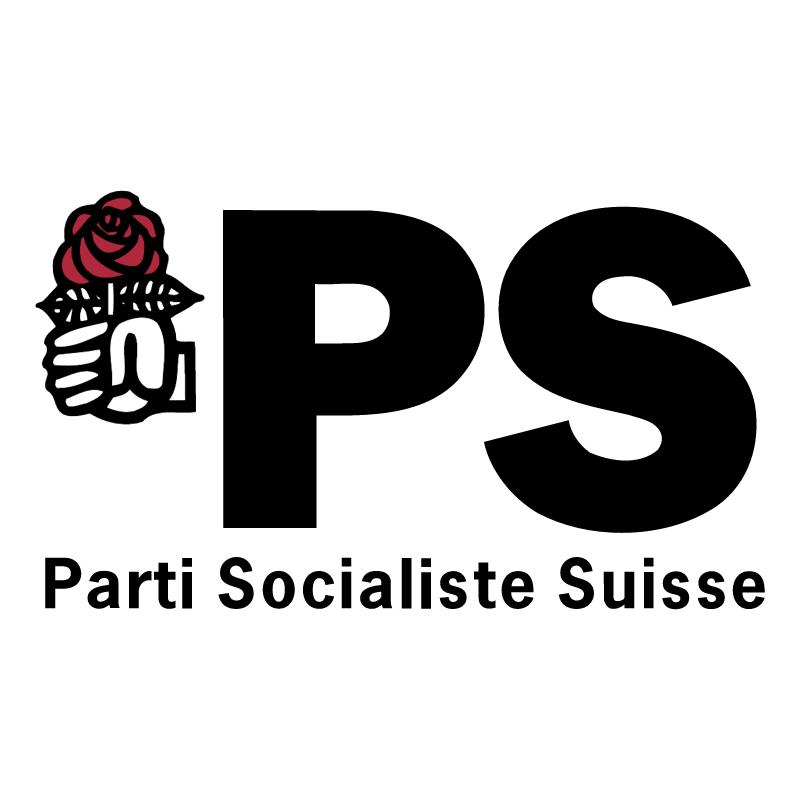 Parti Socialiste Suisse vector