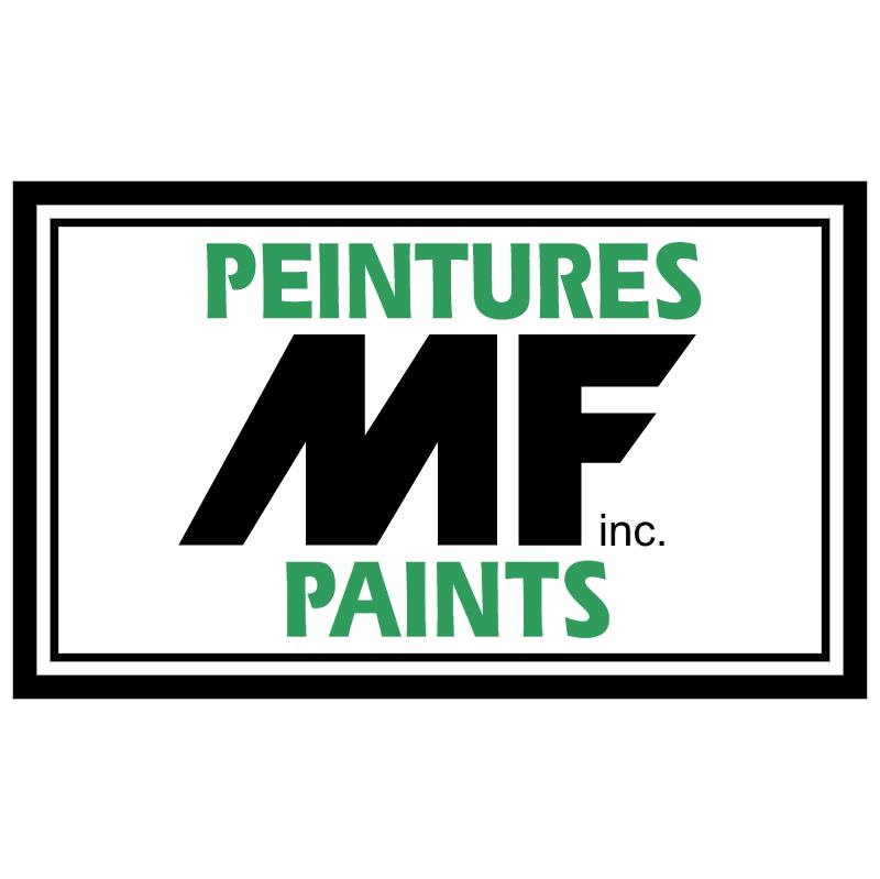Peintures MF Paints vector