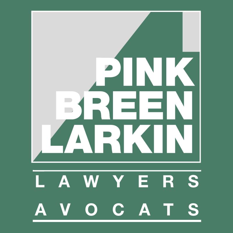 Pink Breen Larkin vector