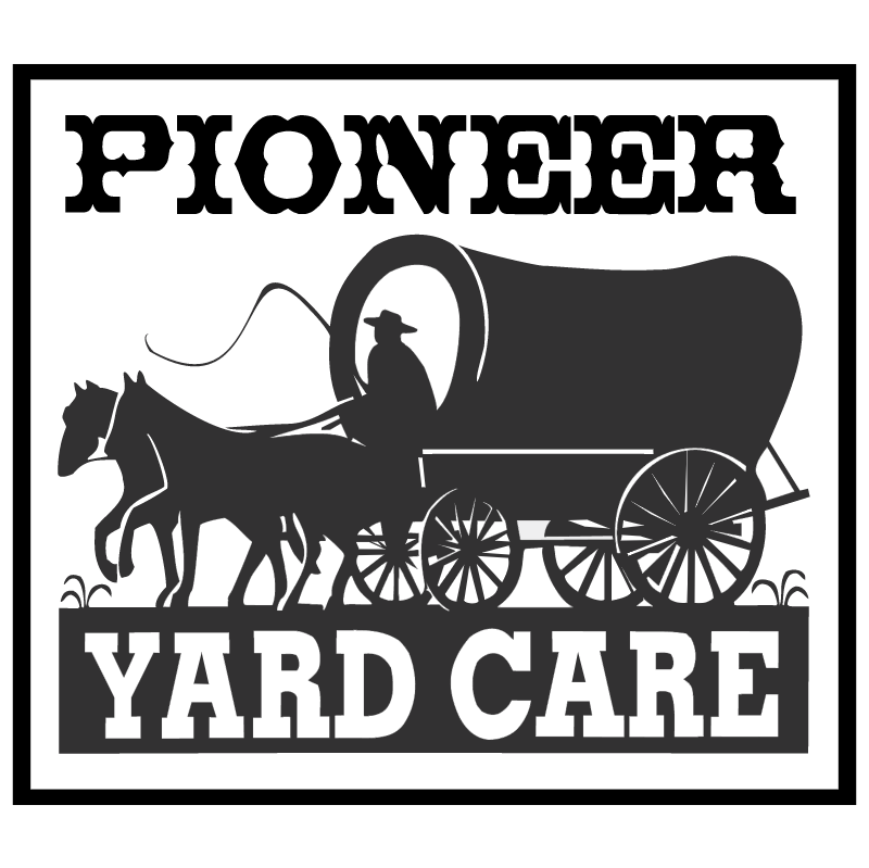 Pioneer Yard Care vector