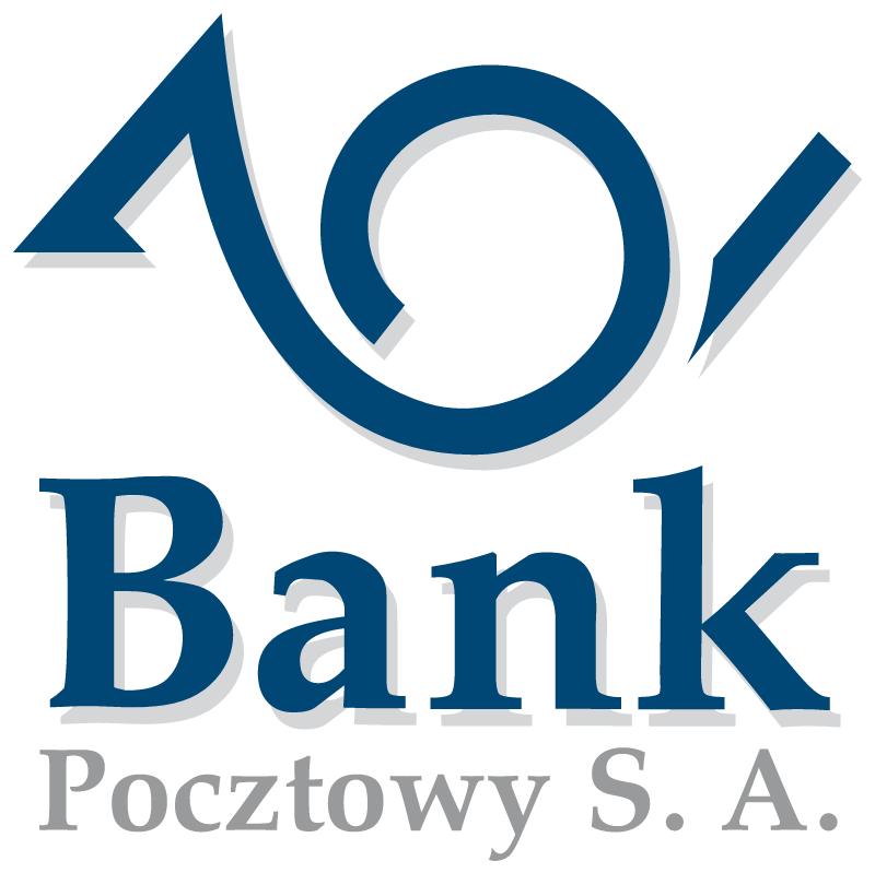 Pocztowy Bank vector