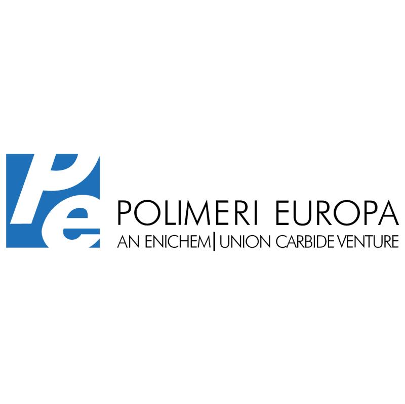 Polimeri Europa vector