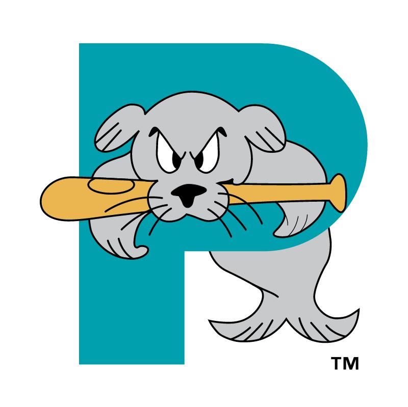 Portland Sea Dogs vector