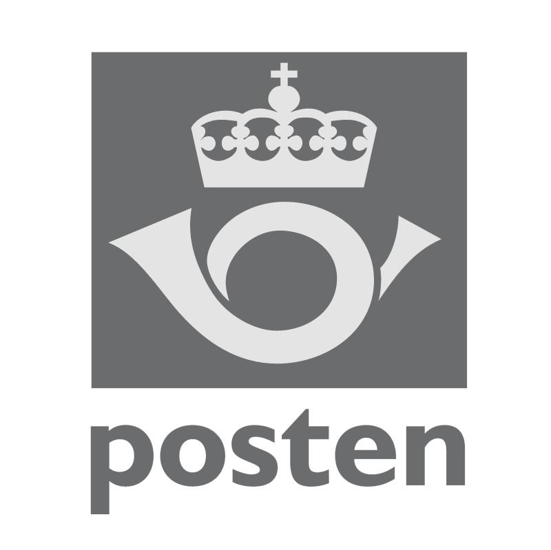 Posten vector logo