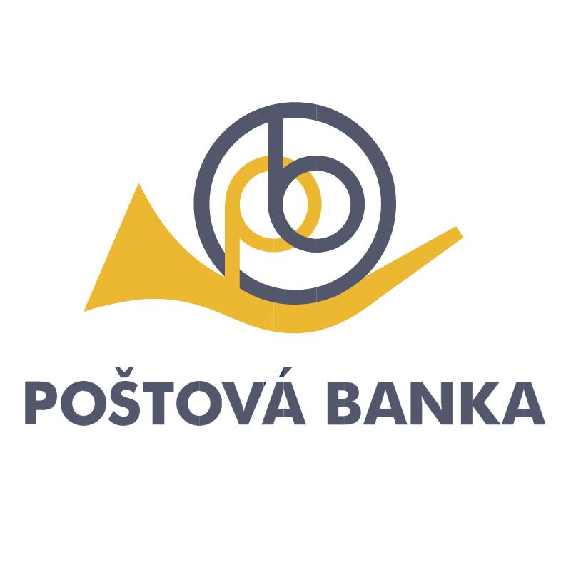 Postova Banka vector logo