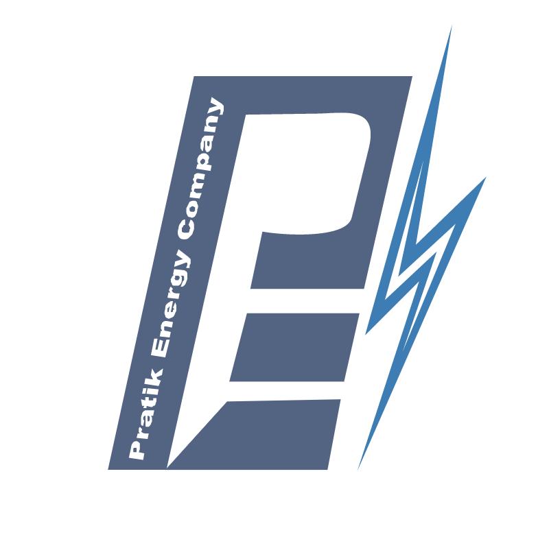 Pratik Energy Company vector
