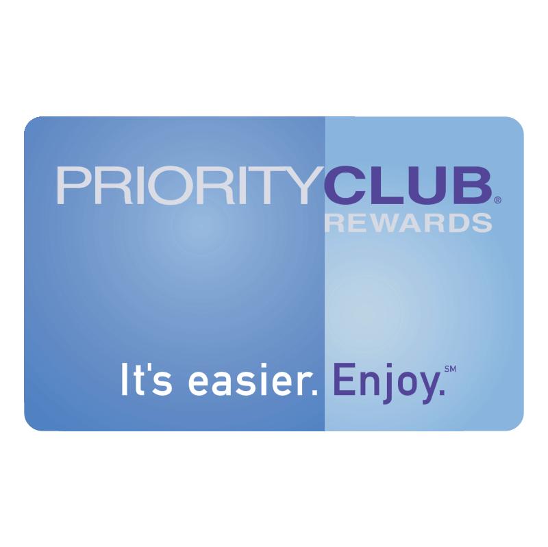 Priority Club Rewards vector