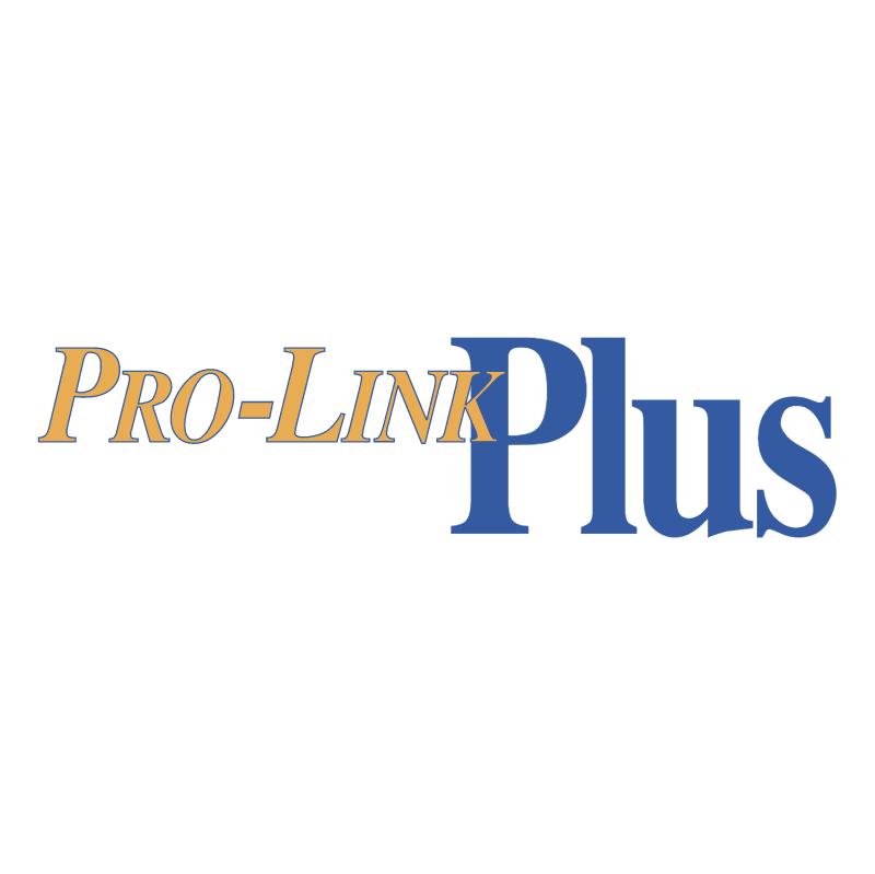 Pro Link Plus vector