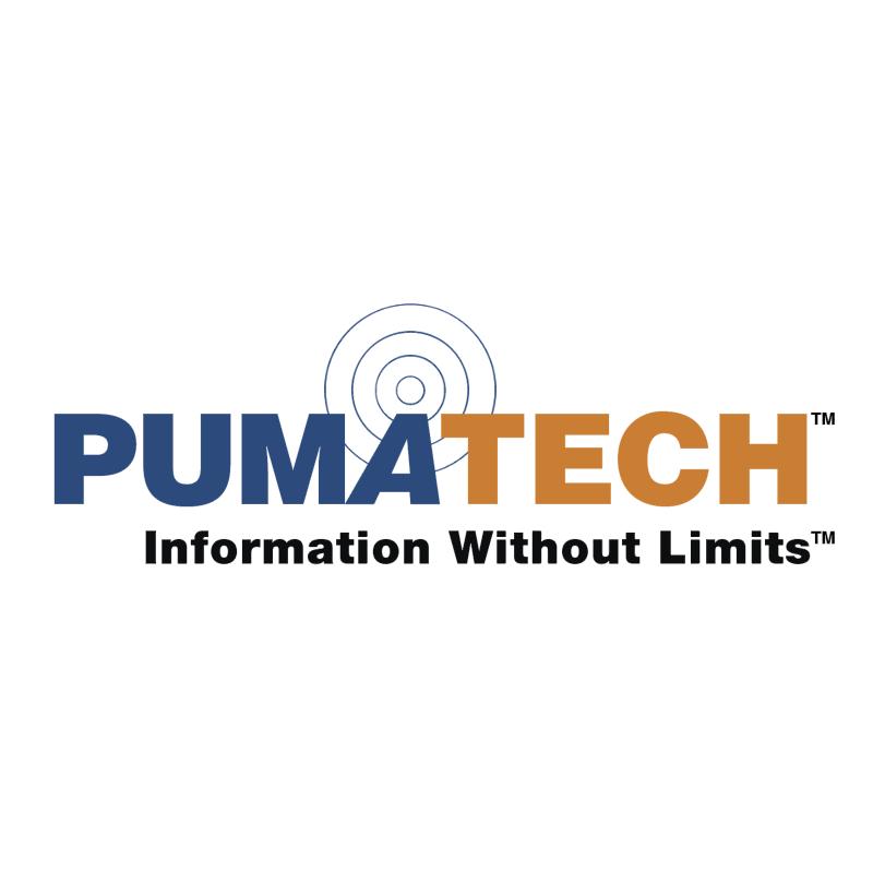 Pumatech vector logo