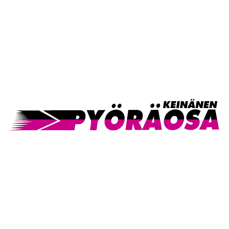 Pyoraosa vector logo
