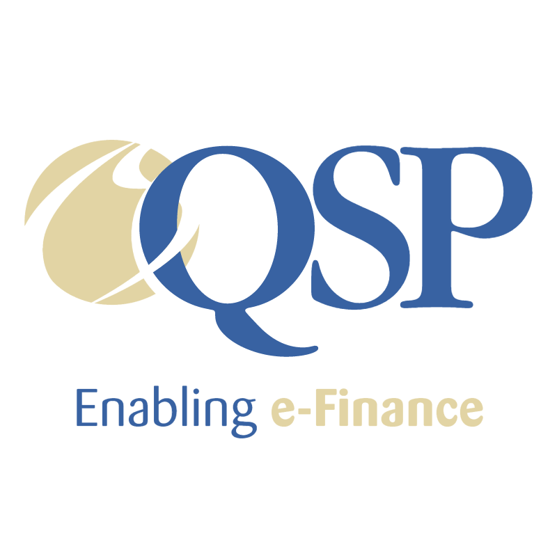 QSP vector logo