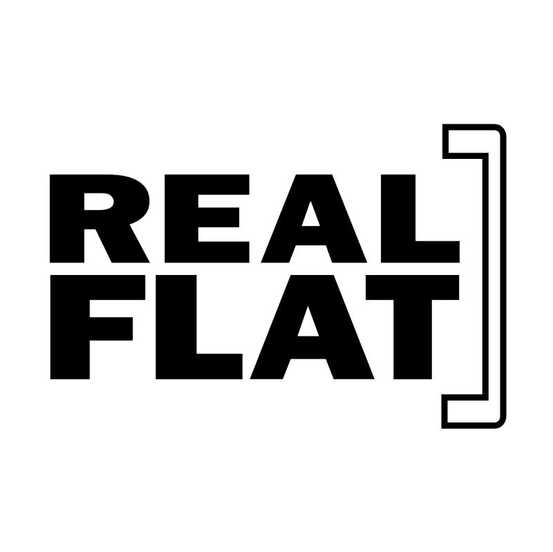 Real Flat vector