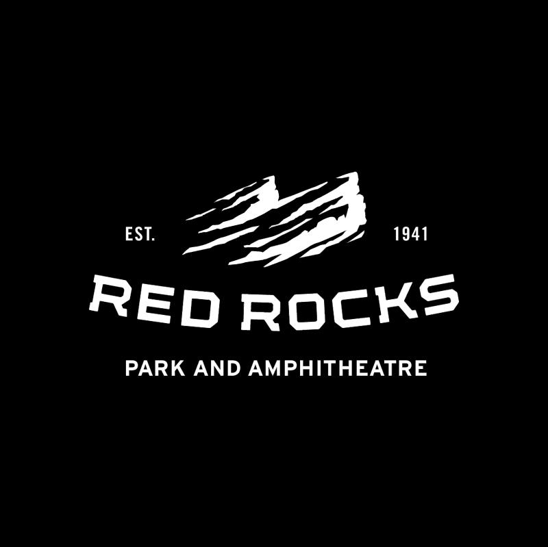 Red Rocks vector