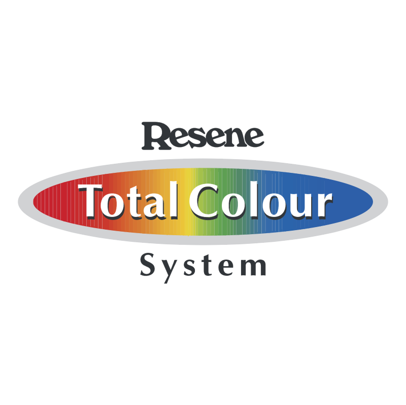 Resene Total Colour System vector logo