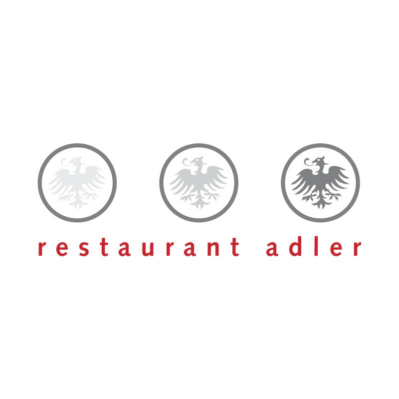 Restaurant Adler vector