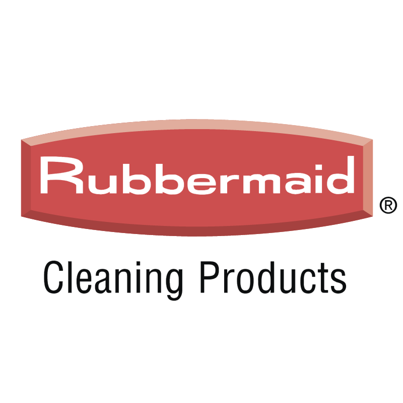 Rubbermaid Cleaning Products vector