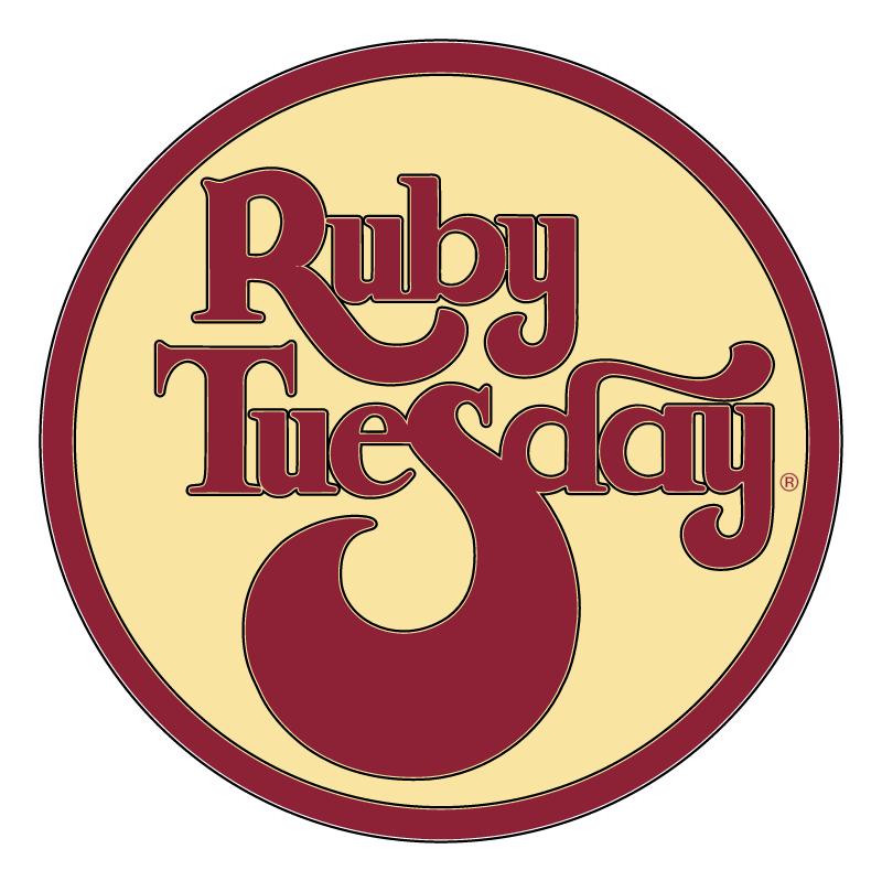 Ruby Tuesday vector logo