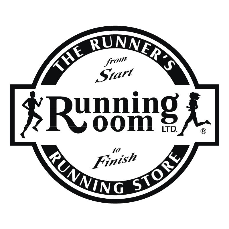 Running Room vector logo