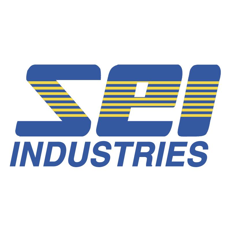 SEI Industries vector logo