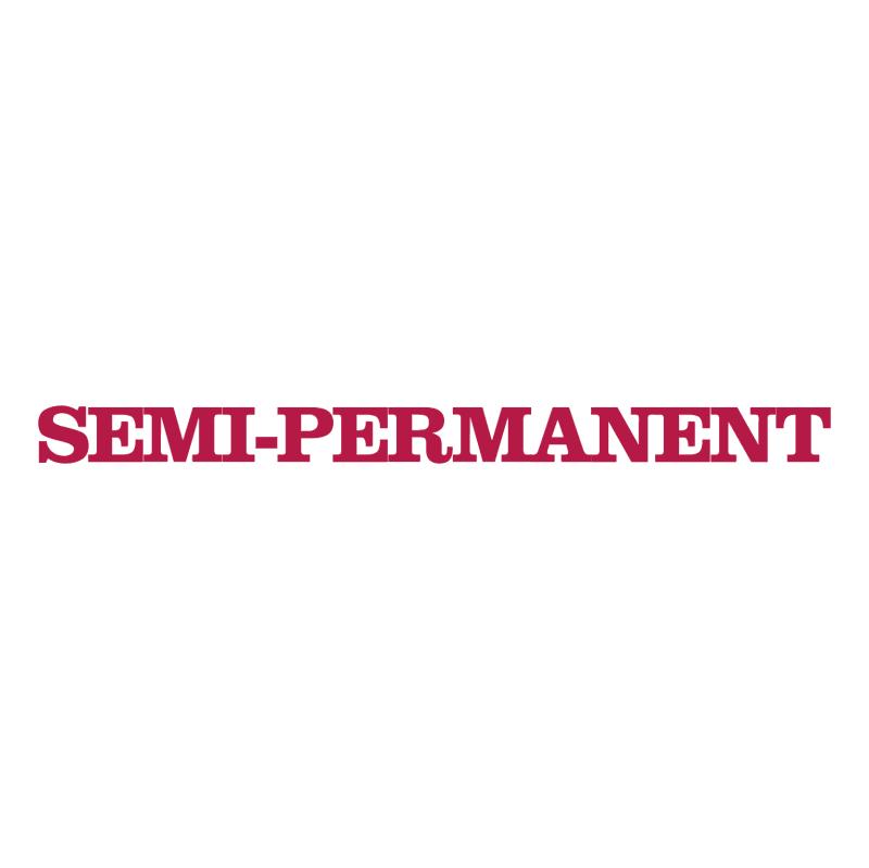 Semi Permanent vector