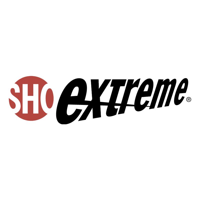 Shoextreme vector