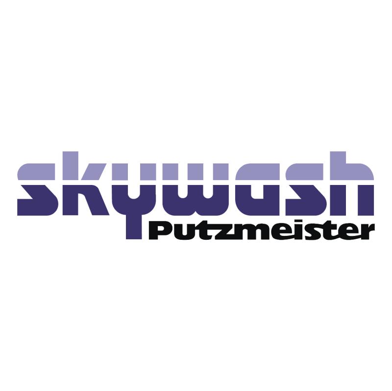 Skywash vector logo