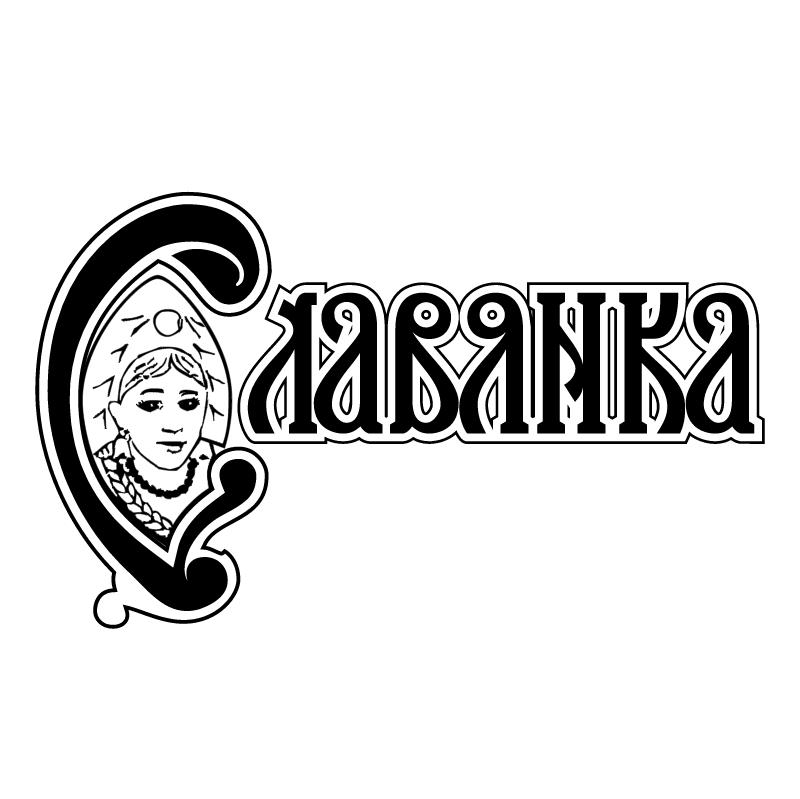 Slavyanka vector