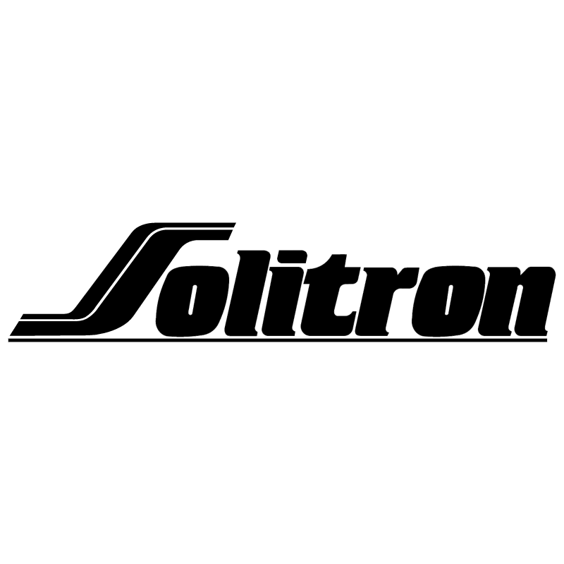 Solitron vector