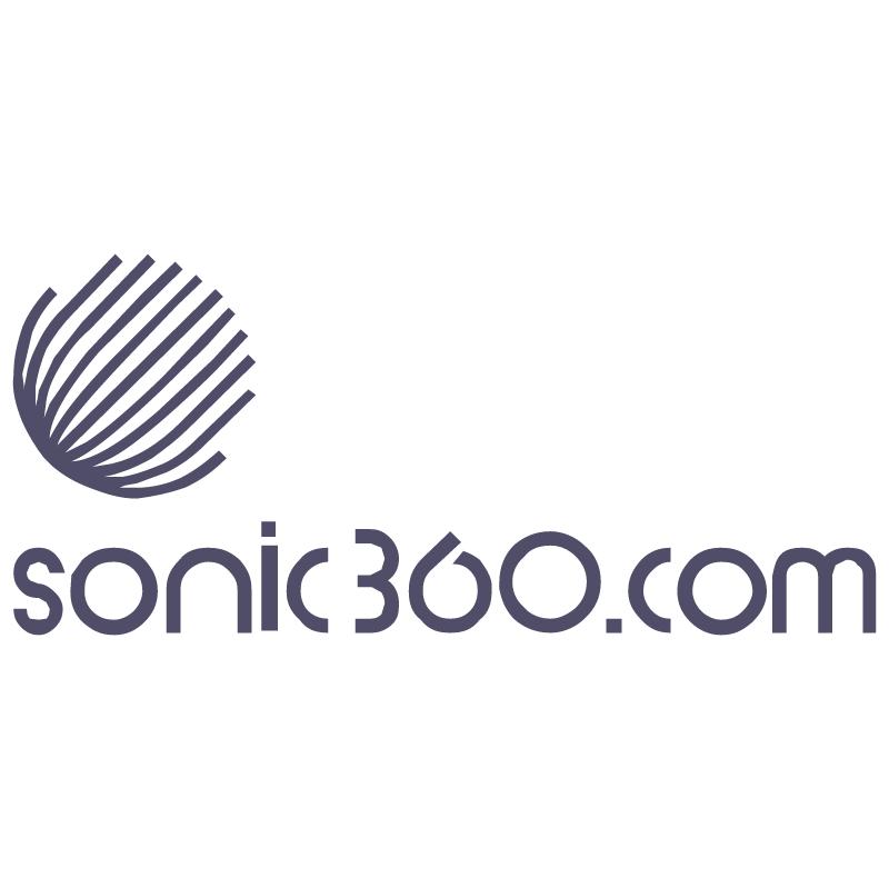 Sonic360 com vector