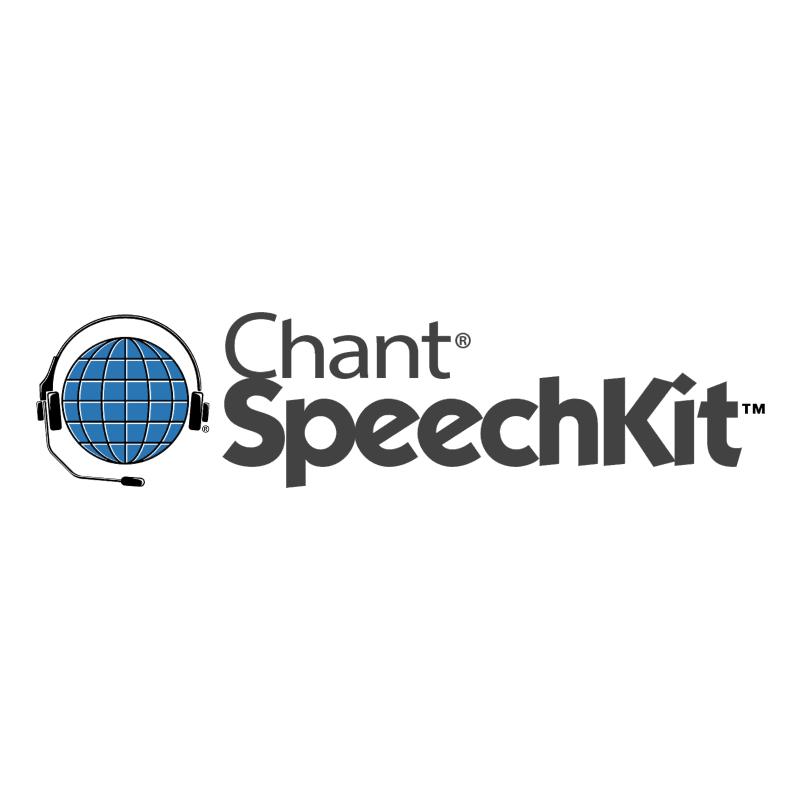 SpeechKit vector