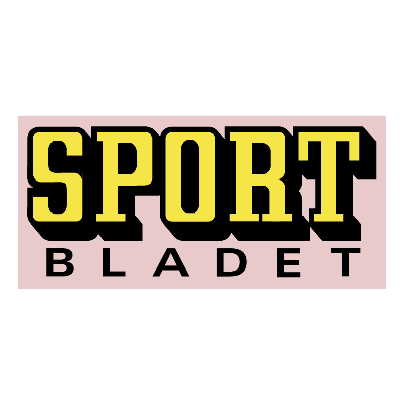 Sportbladet vector