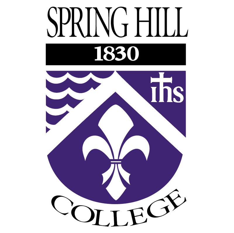 Spring Hill College vector