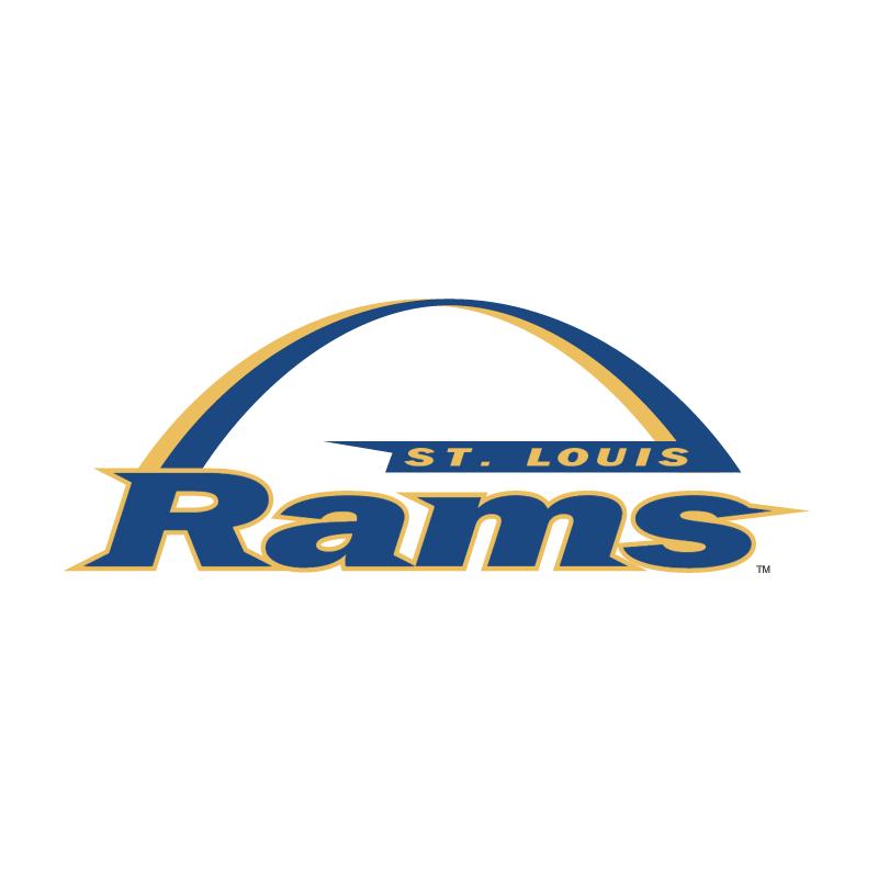 St Louis Rams vector logo